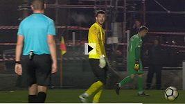 V rumunském poháru se udál velmi zajímavý moment, který se jen tak nevidí