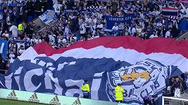Potlesk pro zesnulého majitele Leicesteru