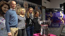Petru Kvitovou trápí před finále Fed Cupu nachlazení i dutiny