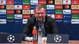 Vymění si Pavel Vrba s trenérem Realu Madrid košili?