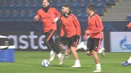 Real Madrid chce v Plzni pokračovat v nabývání sebevědomí