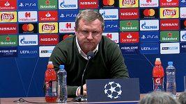 Při standardkách jsme se chovali jako dorostenci, řekl trenér Plzně Pavel Vrba