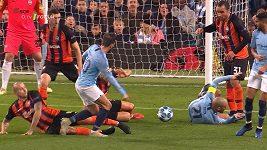 Sestřih z utkání Manchester City - Šachtar