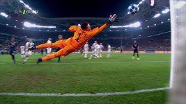 Sestřih z utkání Juventus - Manchester United