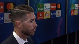 Napsal jsem Havlovi zprávu, že jsem mu nechtěl ublížit, řekl kapitán Realu Sergio Ramos.