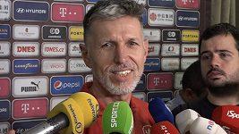 Trenér Jaroslav Šilhavý vysvětluje změny v nominaci na zápasy v Polsku a se Slovenskem