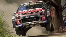 V Austrálii vrcholí boj o mistra světa v rallye
