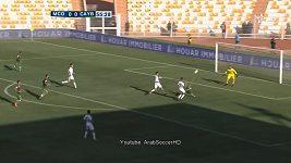 Fotbalová lahůdka v marocké lize.