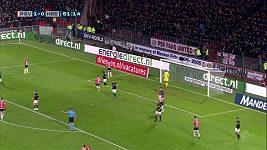 Parádní gól PSV Eindhoven