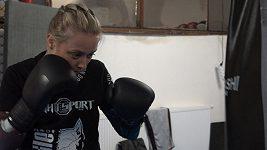 Bojovnice MMA Lucie Vacová