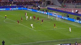 Sestřih utkání LM AS Řím - Real Madrid