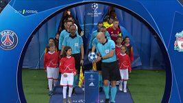 Sestřih utkání Paris SG - Liverpool