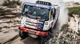 Buggyra před Dakarem