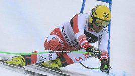 Max Franz vyhrál zkrácený superobří slalom v Beaver Creeku.