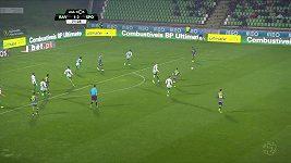Fantastický gól Jovanea Cabrala