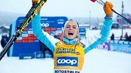 Therese Johaugová vyhrála i v Beitostölenu
