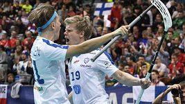 Sestřih utkání Česko - Finsko