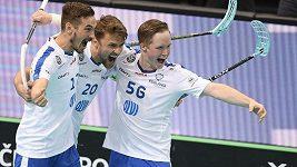 Sestřih finále MS Finsko - Švédsko