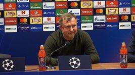 Džeko patří ke klíčový hráčům, když to Schick se snaží být klíčovým hráčem, řekl Pavel Vrba