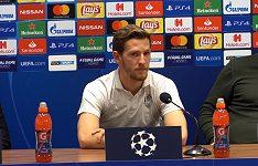 Plzeň chce doma napravit debakl s AS Řím, říká záložník Patrik Hrošovský.