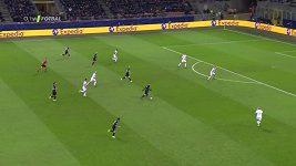 Sestřih ze zápasu Ligy mistrů Inter Milán - PSV Eindhoven