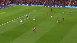 Sestřih ze zápasu Ligy mistrů FC Liverpool - Neapol