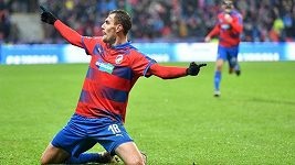 Sestřih utkání Plzeň - AS Řím