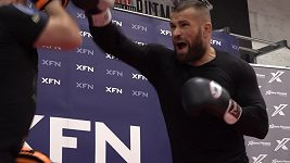 Karlos Terminátor Vémola stoprocentně věří, že na UFC v Praze chybět nebude