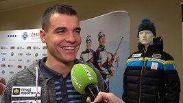 Čeští biatlonisté se těší do Nového Města