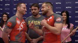 Vyhrocená bitva MMA Petr Píno Ondruš vs. Patrik Kincl