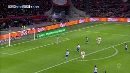 Ajax v Eredivisie rozstřílel poslední De Graafschap