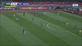 Neskutečný gól mexické fotbalistky
