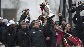 Atlanta slaví titul v MLS.