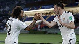 Sestřih utkáíní Real Madrid - Kašima