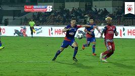 Mukhiho první gól v indické lize