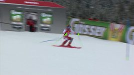 Marcel Hirscher vyhrál slalom v Saalbachu