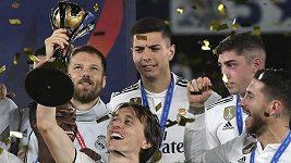 Fotbalisté Realu Madrid vyhráli MS klubů