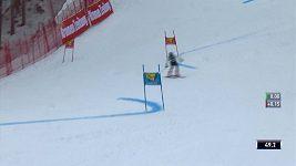 Petra Vlhová vyhrála závod SP v obřím slalomu v Semmeringu