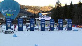 Tour de Ski v běhu na lyžích v Toblachu - sprint na 1,3 km volnou technikou