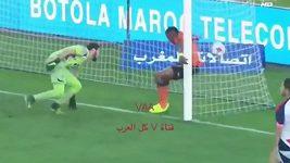 Parádní moment v marocké lize.