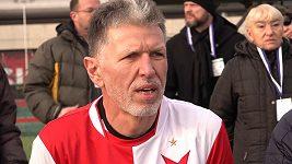 Trenér fotbalové reprezentace Jaroslav Šilhavý a jeho přání do nového roku