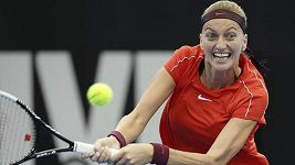 Petra Kvitová dohrála v Brisbane ve druhém kole