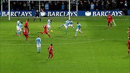 TOP 5 gólů ze zápasů Manchester City - Liverpool