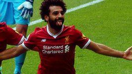 TOP 5 gólů liverpoolského Mohameda Salaha v Premier League