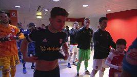 Sestřih utkání 21. kola Premier League Arsenal - Fulham