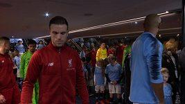 Sestřih utkání 21. kola Premier League Manchester City - Liverpool