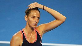 Plíšková se v Brisbane probojovala do finále