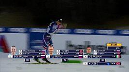 Klaebo uhájil vítězství na Tour de Ski.