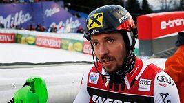 Hirscher vyhrál popáté v kariéře slalom SP