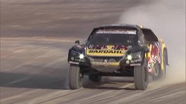 Sestřih 2. etapy Rallye Dakar